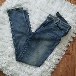 J Brand Skinny Leg Jean Tone Wash